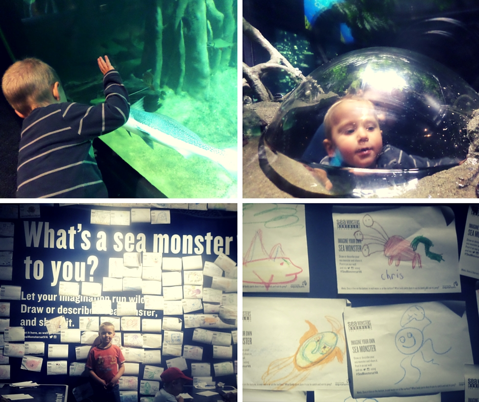 Vancouver Aquarium May 2015