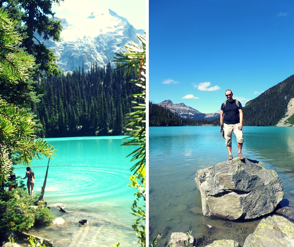 Joffre Lakes August 2015