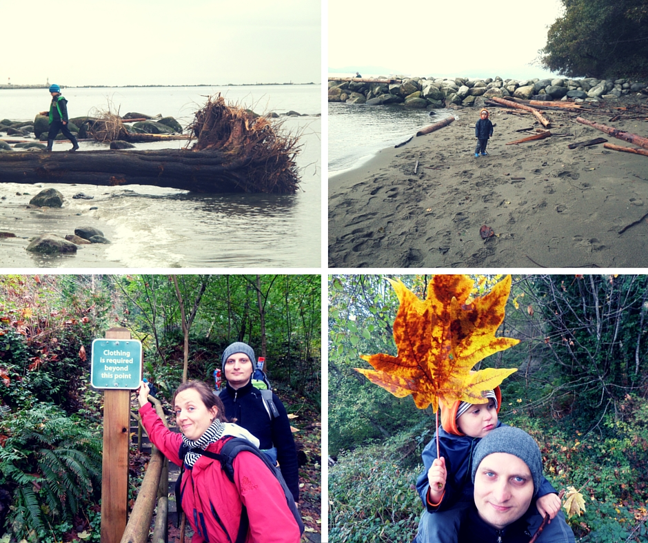 Wreck Beach November 2015