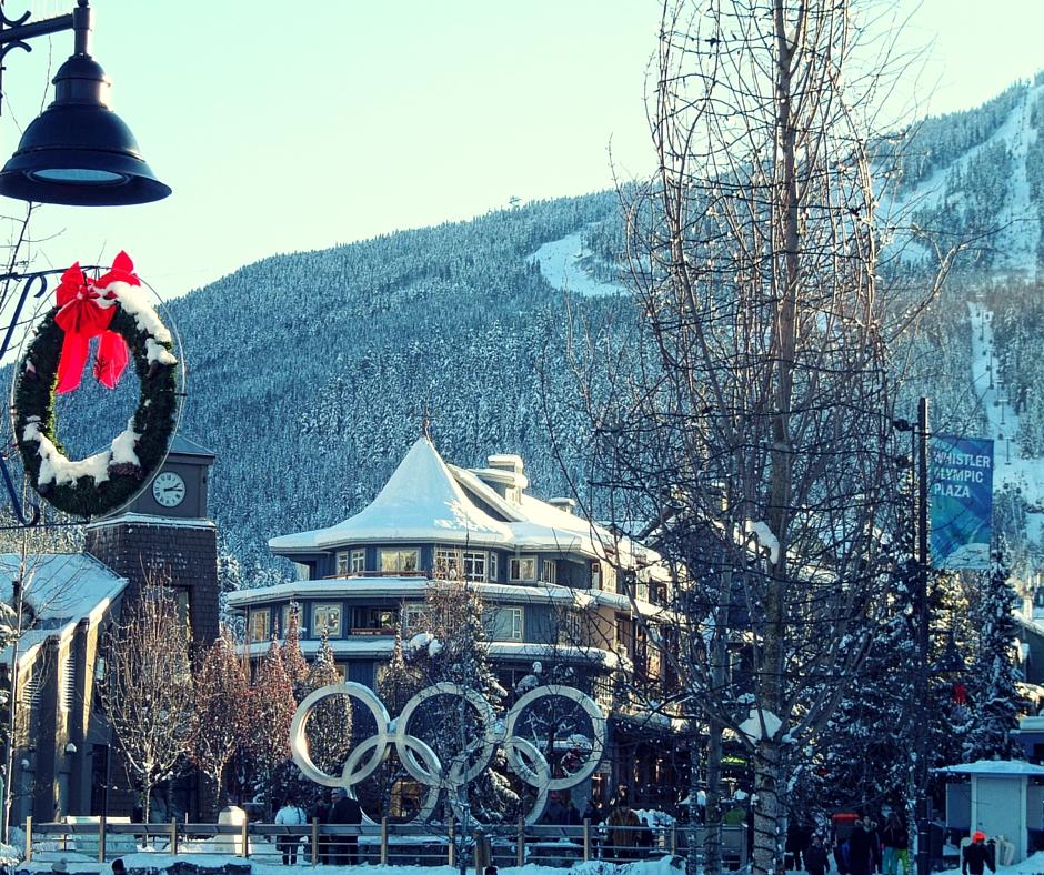 W Whistler zimą 2015
