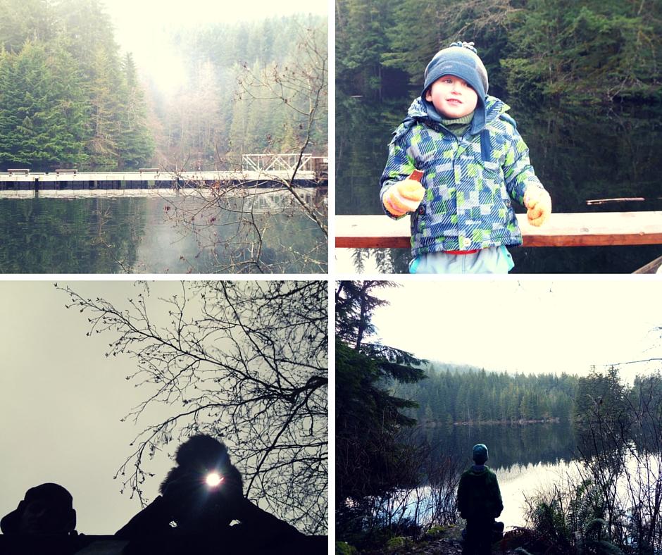 Rice Lake Vancouver Kanada