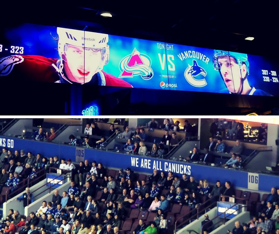 o meczu hokejowym w Vancouver_Kanada się nada_blog o Kanadzie_polska rodzina w Vancouver_4