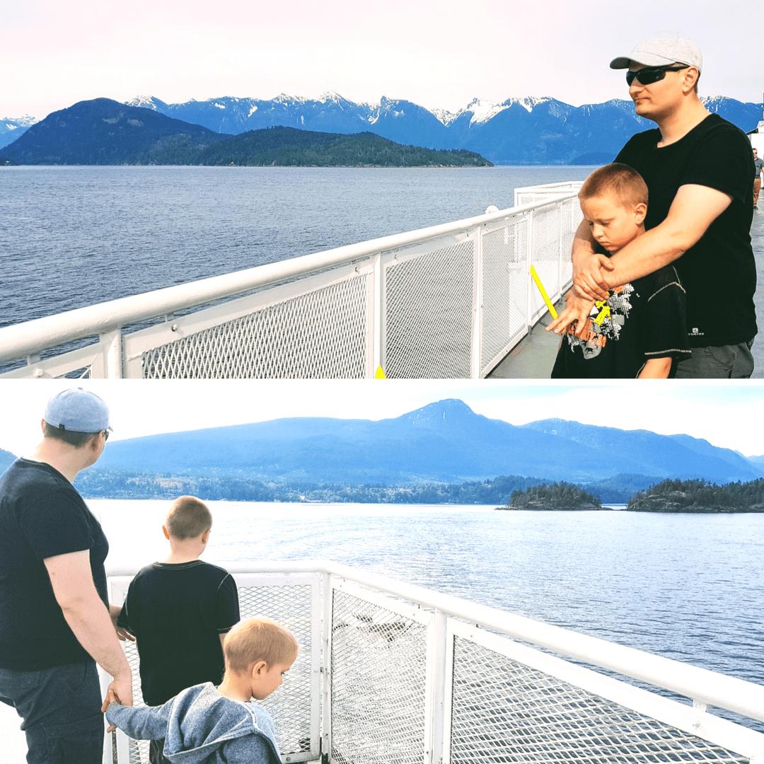 Sunshine Coast_Kanada się nada_blog o polskiej rodzinie w Vancouver i emigracji do Kanady_1